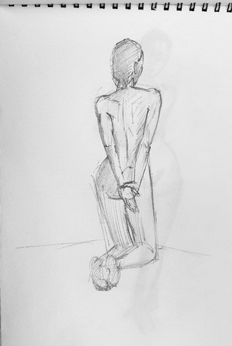 Figure Drawing | Stephanie Mahan Stigliano